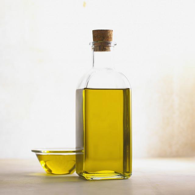olej z orzechów