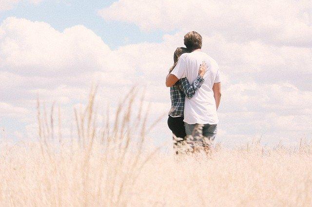 Związek symbiotyczny, z uzależnieniem od partnera